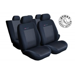 Autopotahy Seat Cordoba II, od r. 2002-2011, černé SIXTOL