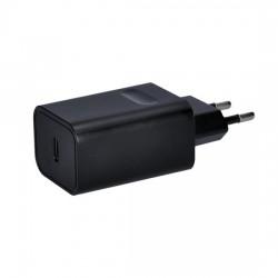 Adaptér pro notebooky SOLIGHT DA38 65W typ USB-C