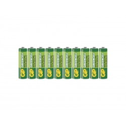 Baterie AA (R6) Zn-Cl GP Greencell  10ks