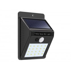 Svítidlo solární LED nástěnné s PIR