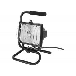 Světlo halogenové přenosné s podstavcem, 500W, kabel 1,7m EXTOL-CRAFT