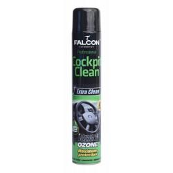 Cockpit spray FALCON Denim Black 750ml, COMPASS