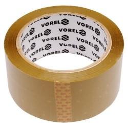 Páska balící PP hnědá 48mmx40m TOYA