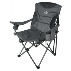 Židle kempingová skládací MERIT XXL 101cm CATTARA
