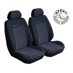 Autopotahy VW Golf VI, dělené zadní opěradlo a sedadlo, zadní lok. op.,od r.2008, antracit SIXTOL