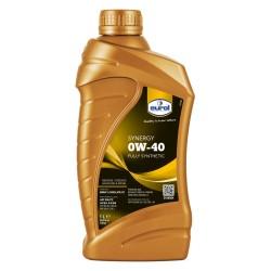 Motorový olej Eurol Synergy 0W-40 1l