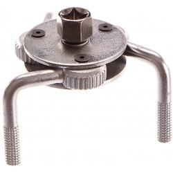 "Klíč na olejový filtr 1/2"" ""(65-130 mm) GEKO"