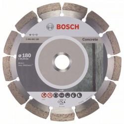 Diamantový dělicí kotouč Standard for Concrete - 180 x 22,23 x 2 x 10 mm - 3165140441278 BOSCH