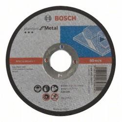 Dělicí kotouč rovný Standard for Metal - A 30 S BF, 115 mm, 22,23 mm, 2,5 mm BOSCH
