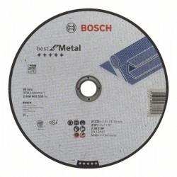 Dělicí kotouč rovný Best for Metal - A 30 V BF, 230 mm, 2,5 mm BOSCH