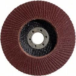 Lamelový brusný kotouč X431, Standard for Metal, 125 x 22,23 mm, P40 BOSCH