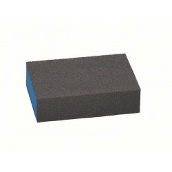 Brusná houba Best for Flat and Edge, 68 x 97 x 27 mm, jemná - 3165140583992 BOSCH
