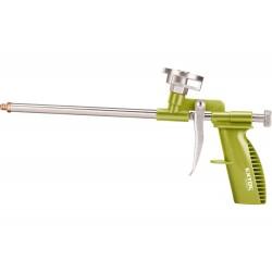 Pistole na PU pěnu, s regulací průtoku, plastový rám EXTOL-CRAFT