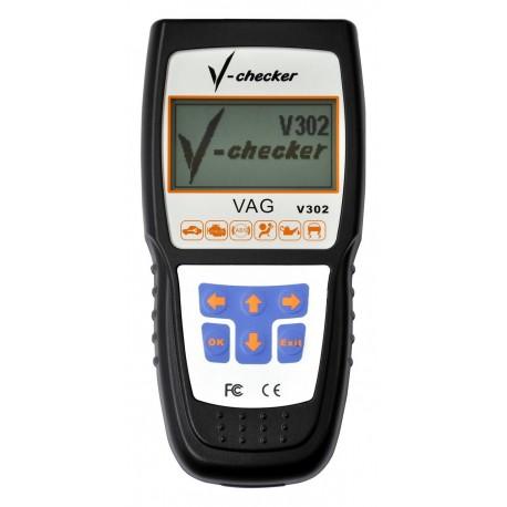 V302 V-checker profi diagnostika VW group SIXTOL