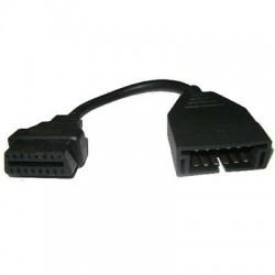 Redukce Daewoo / GM 12 pin SIXTOL