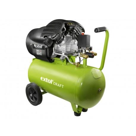 Kompresor olejový, 2200W, 50l EXTOL-CRAFT