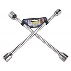 Klíč křížový na kola, 17-19-21-23mm EXTOL-CRAFT
