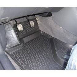 Gumové koberce BMW 1-er (F20) (5-dv) (09/2011-)  (3D) SIXTOL