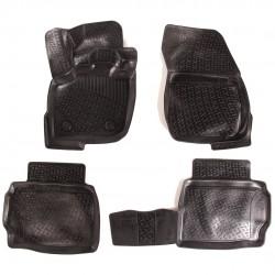 Gumové koberce Ford Mondeo V Sedan (CD391) (09/2014-)  (3D) SIXTOL