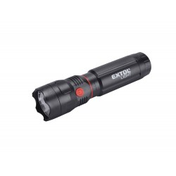 Svítilna 100lm LED CREE + 150lm COB s magnetem EXTOL-LIGHT