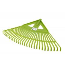 Hrábě zahradnické plastové bez násady, šířka 59cm, vyrobeno z PP EXTOL-CRAFT