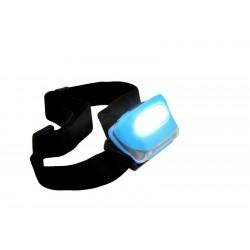 Pracovní čelová lampa, COB LED, XML 6 GEKO