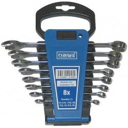 Sada klíčů 8dílná inch očkoplochých plast. držák 3113.608, Narex, 443000719