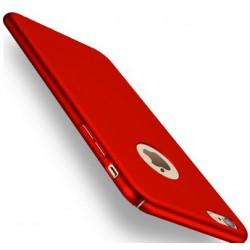Silikonový kryt pro Apple iPhone 7 plus, červený SIXTOL
