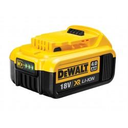 Zásuvný akumulátor 18 V XR Li-Ion 4,0 Ah, DCB182 DEWALT