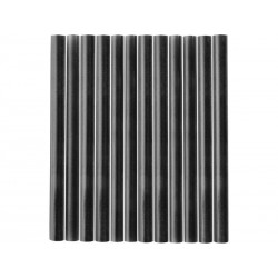 Tyčinky tavné, černá barva, pr.7,2x100mm, 12ks EXTOL-CRAFT