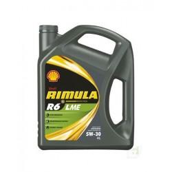 Motorový olej Shell Rimula R6 LME   5W-30   4L