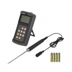 Teploměr  PTM-300 VC-8242785, -200 až 850 °C, typ senzoru Pt100 VOLTCRAFT