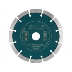 Kotouč diamantový řezný segmentový Grab Cut, 125x22,2mm, suché řezání EXTOL-INDUSTRIAL