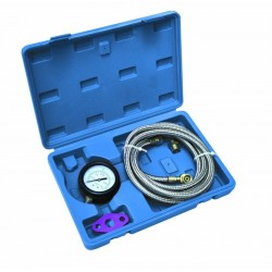 Tester tlaku průchodnosti výfukových plynů, katalyzátoru QUATROS
