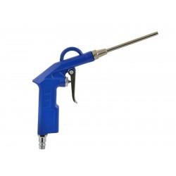 Pistole ofukovací, max. 10bar, dlouhá tryska GEKO