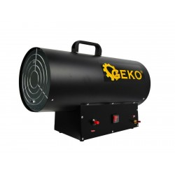 Horkovzdušná plynová turbína, 40kW GEKO
