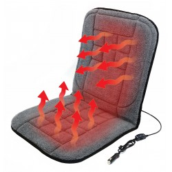 Potah sedadla vyhřívaný s termostatem 12V TEDDY přední