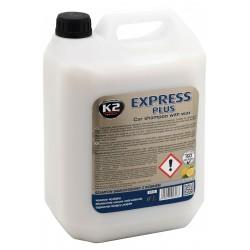 K2 Šampon s voskem 5L