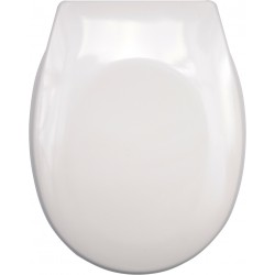 Záchodové prkénko PVC samosklápěcí