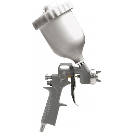 Pistole na lakování s nádrží 1,5mm, 680cm3