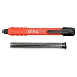 Tužka zednická automatická + 5 náhradních nápln YATO