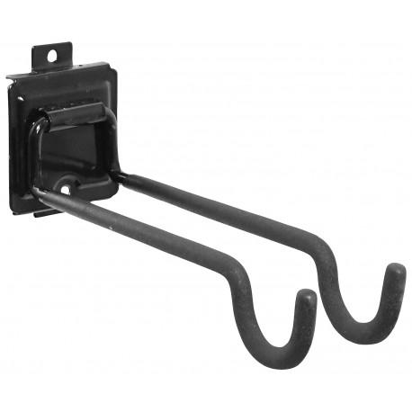 Závěsný systém FAST TRACK Double hook 2x26cm