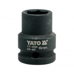 """Nástavec 1/2"""" rázový šestihranný 16 mm CrMo"""