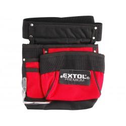 Pás na nářadí, 3 kapsy (1 velká, 1 střední, 1 malá), nylon EXTOL-PREMIUM