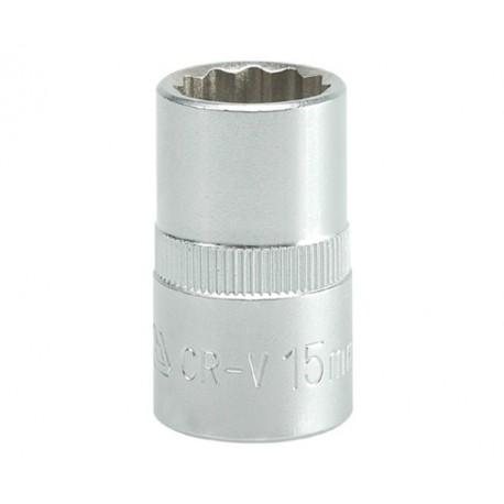 "Nástavec 1/2"" 15 mm dvanáctihranný"
