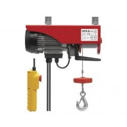 Elektrický naviják  550W 150/300Kg