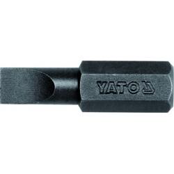 Bit plochý 8 mm 6,5 x 30 mm 50 ks