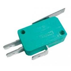 Mikrospínač ON-(ON) 10A s páčkou L,27