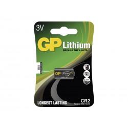 Baterie CR2 GP lithiová (foto)