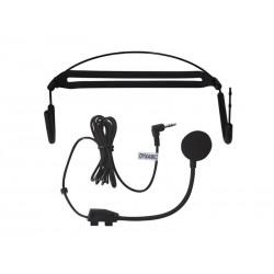 Mikrofon SHOW HM-26L náhlavní dynamický